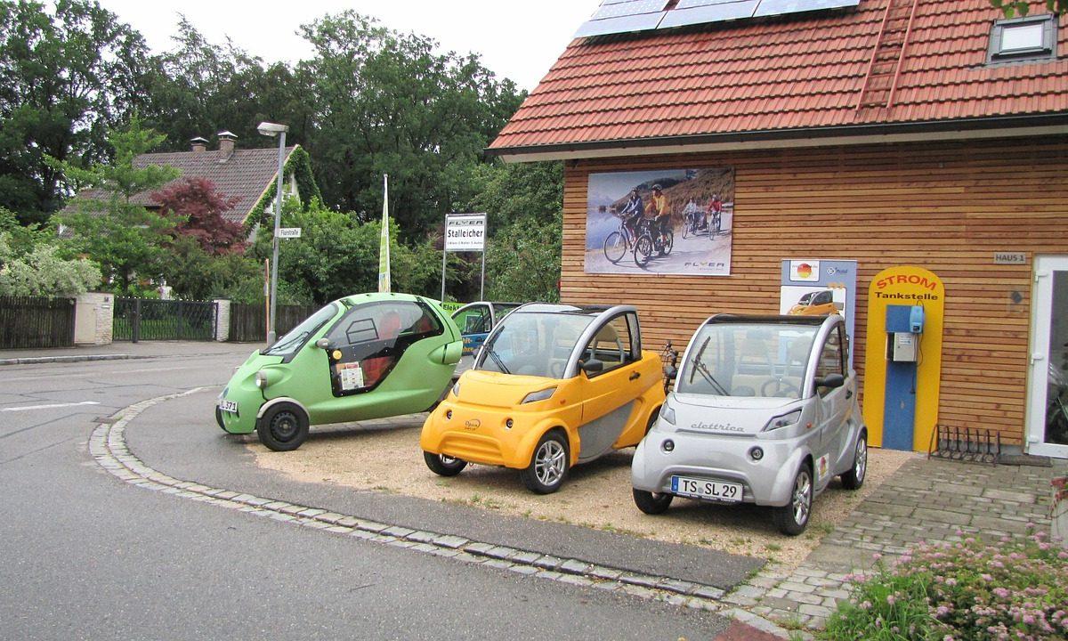 Pięć propozycji samochodów dla kierowców bez prawka!