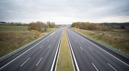 Nowy sposób płacenia za autostrady. Będzie bezkontaktowy, a bramki znikną