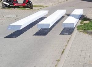 Trójwymiarowe przejścia dla pieszych już w Polsce!