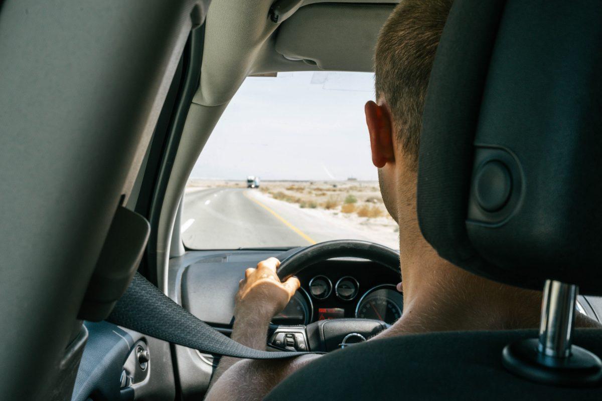 Pomimo przejechania pieszego, zdał egzamin na prawo jazdy