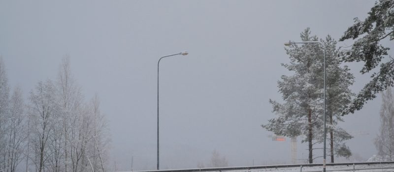 Zakopane. Silne opady śniegu powodem ogromnych korków