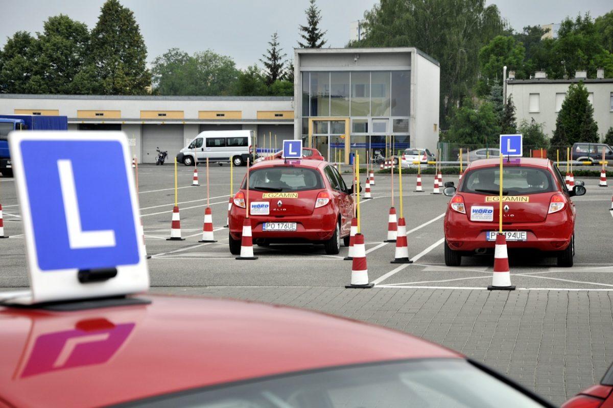 Prawo jazdy. Technologia w służbie kursantów