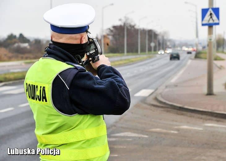 Koszalin: weekendowa akcja grupy SPEED zakończona zatrzymaniem sześciu praw jazdy