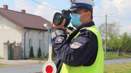 Tarnów: w ciągu tygodnia 60. kierowców pożegnało się z prawem jazdy