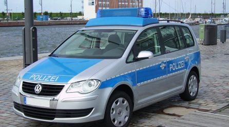 Austria nie pieści się z piratami drogowymi. Mundurowi zabiorą prawo jazdy i wystawią mandat na 23 tys. zł.
