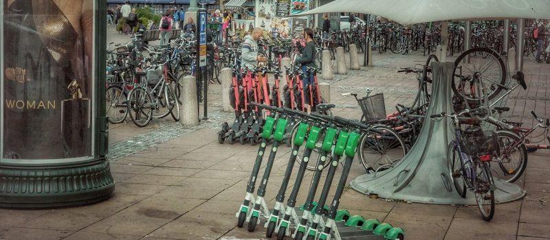 Hulajnogi elektryczne – straż miejska może karać kierowców!